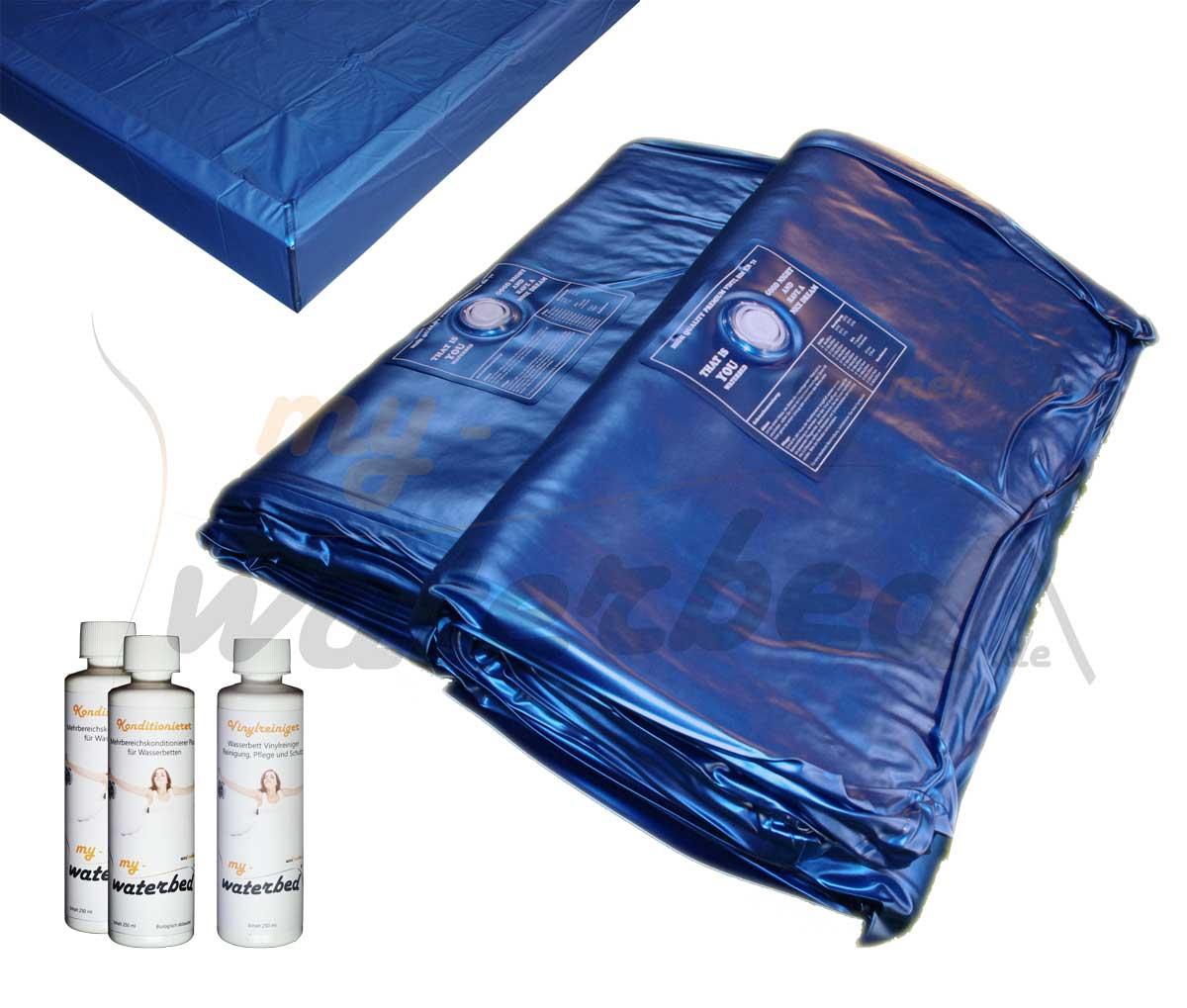 Softside Water Bed Mattress 9