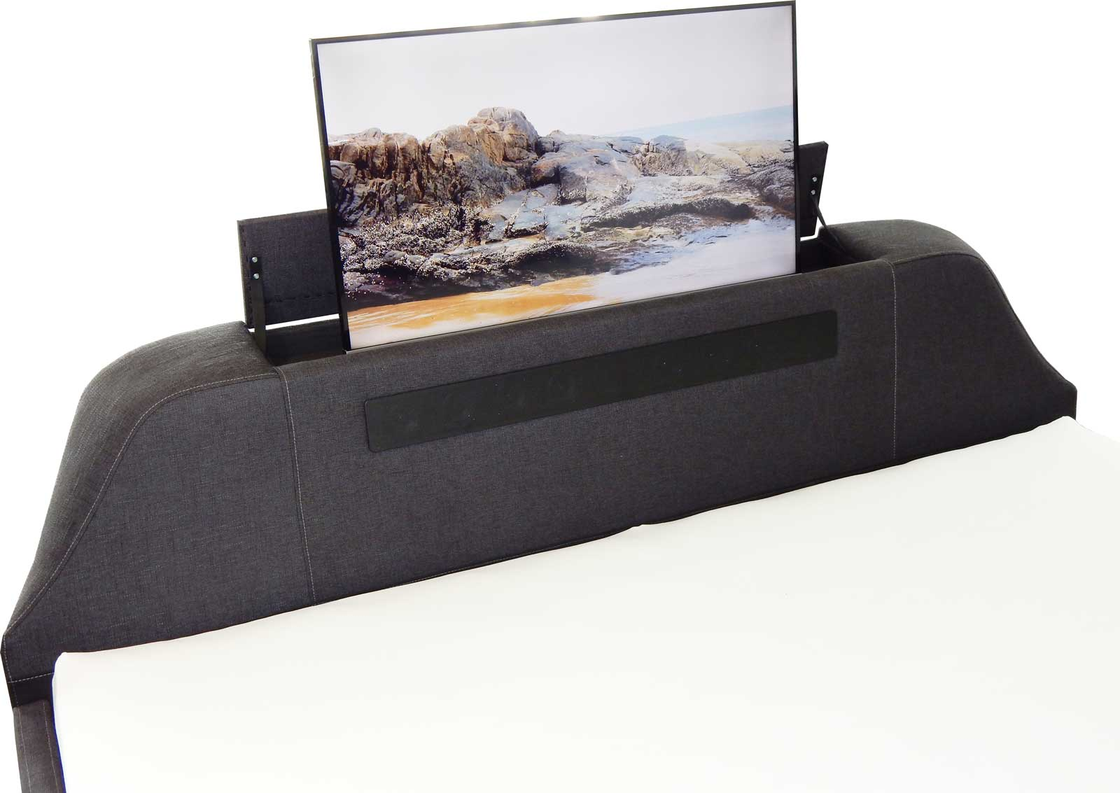 Tv Lifter Wasserbetten mit Soundbar