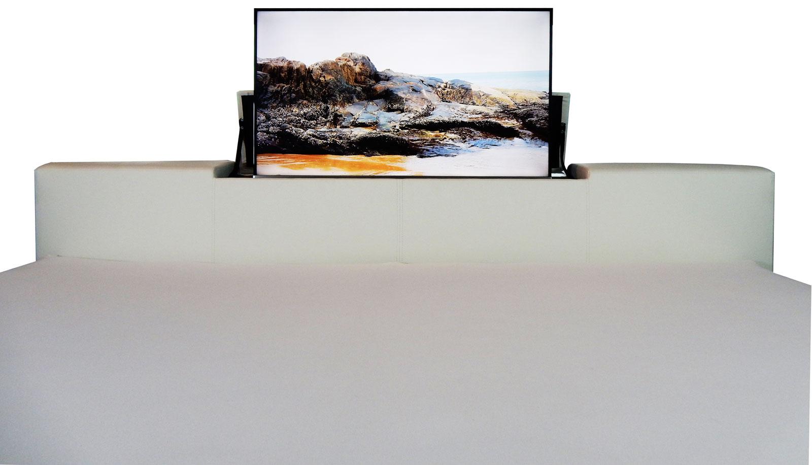Wasserbetten mit TV